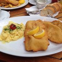 Das Foto wurde bei Weltrestaurant Markthalle von Berna C. am 8/29/2014 aufgenommen