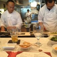 Photo taken at Kabooki Sushi by Dean C. on 5/24/2013