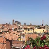 Foto scattata a Terrazza Mattuiani Bologna da Antonella F. il 6/23/2017