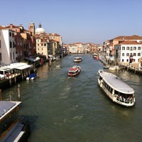 Photo taken at Canal Grande by Antonella F. on 4/25/2013
