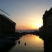 "Photo taken at Passaggio Joyce ""Ponte curto"" by Antonella F. on 6/20/2013"