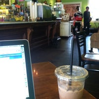 Photo taken at Big Dog Coffee by James D. on 4/25/2014