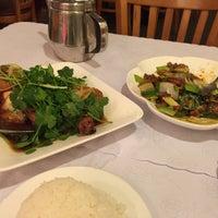 Photo taken at Hangen Szechuan Restaurant by Dave C. on 4/2/2017