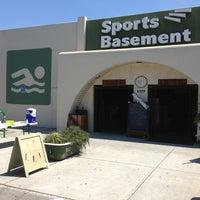 sports basement sporting goods shop
