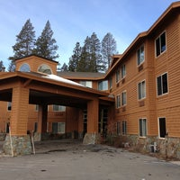 Photo taken at Truckee Donner Lodge by Dave C. on 3/2/2013