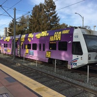 ... Photo Taken At VTA Orchard Light Rail Station By Dave C. On 2/11 ...