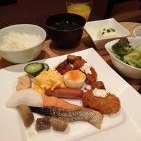 Photo taken at Hotel Coco Grand Ueno Shinobazu by bluesman t. on 10/14/2017