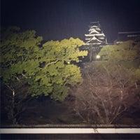 Photo taken at 城見櫓 by bluesman t. on 2/28/2015
