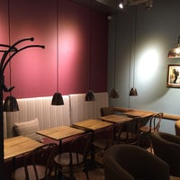 Photo taken at Green Caffè Nero by Nazar M. on 12/26/2014