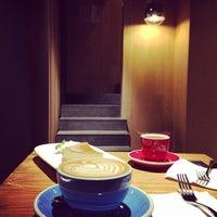 Photo taken at Filters Lane by petitelaine on 3/6/2014
