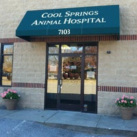 Photo taken at Cool Springs Animal Hosp by Cool Springs Animal Hosp on 10/31/2013