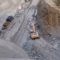 Photo taken at 3.köprü ishaklı tüneli esa inşaat by Şükrü B. on 3/24/2014