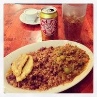 Photo taken at Sophie's Cuban Cuisine by Daniel C. on 3/21/2013