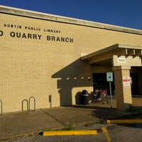 Photo taken at Austin Public Library - Old Quarry Branch by Roger C. on 9/6/2017