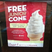 Photo taken at Carvel Ice Cream by Philip on 5/1/2014
