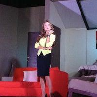 Photo taken at Teatro Social Sección 30 by Antonio B. on 11/27/2012