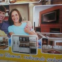 Photo taken at Lojas Ribamar by Urban B. on 11/22/2013