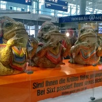 Photo taken at Air Berlin Check-In by Oudry S. on 2/15/2014