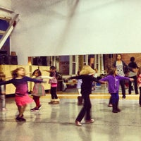 Photo taken at Dance Mission Theater by Jeanna C. on 1/18/2013