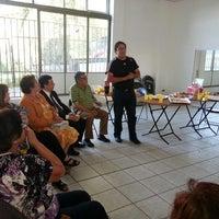 Photo taken at Municipalidad de La Cisterna by Claudia D. on 12/27/2013