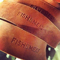 Photo taken at Fish & Meat by Fish & Meat on 11/7/2013