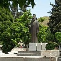 Photo taken at Μονή Αγίου Γεώργίου Επανωσήφη by Dimitris A. on 4/29/2016
