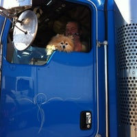 Photo taken at Blue Truck by Sheri H. on 6/28/2014