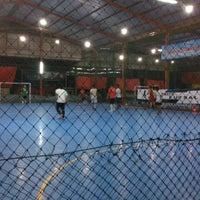 Photo taken at Futsal Town by Edi _ A. on 5/24/2014