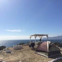 Photo taken at Playa  Saldamando by Adriana M. on 8/2/2015