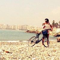 5/25/2013 tarihinde Frank R.ziyaretçi tarafından Playa de Baños del Carmen'de çekilen fotoğraf