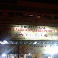 Photo taken at hotel faizal by Optimus k. on 9/17/2014