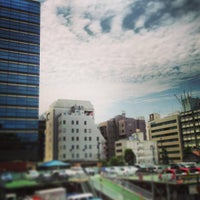 Photo taken at ドトールコーヒーショップ 横浜鶴屋町2丁目店 by Akira on 6/7/2013