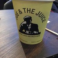 Photo taken at JOE & THE JUICE by Mustafa T. on 2/25/2014