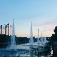 Foto scattata a Русанівські Фонтани da Maria K. il 8/12/2018