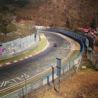 Photo taken at Nürburgring by ymeessen on 4/14/2013