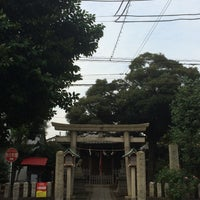 Photo taken at 若宮八幡神社 by Hideaki I. on 9/17/2016