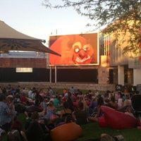 Photo taken at Northbridge Piazza by Tal W. on 1/27/2013