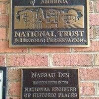 Photo taken at Nassau Inn by Patrick P. on 7/27/2014