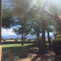 Photo taken at The Westin Mission Hills Resort Villas, Palm Springs by Kelly F. on 10/1/2016