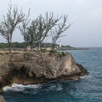 Photo taken at Negril West End by Krista on 7/13/2013