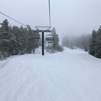 Photo taken at Romme alpin by Vlad on 1/28/2018