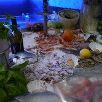 Photo taken at Fish & Drink pescheria Ettore by は on 4/21/2013
