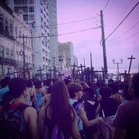Photo taken at Rua Da Aurora by Thiago J. on 5/27/2017