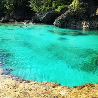 Photo taken at Siargao Island by Rockz G. on 3/6/2014