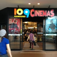 Photo taken at 109 Cinemas by yoshihiro o. on 7/24/2013