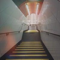 Photo taken at Estación Intermodal La Cisterna by Javi P. on 10/20/2014