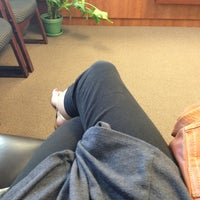 Photo taken at McAllister Chiropractic by Robin M. on 4/10/2013