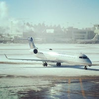 Photo taken at Gate B58 by Wesley K. on 12/5/2013