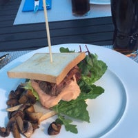 Photo taken at Sea Point Restaurant & Bar by Siina L. on 7/20/2015