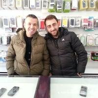 Photo taken at Nokta Clup Telefon Dünyası by Murat K. on 12/20/2013